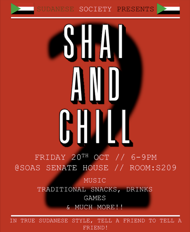 Shai and Chill 2