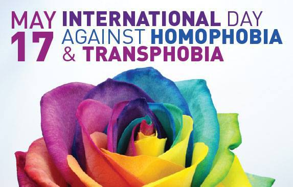 International Day Against Homophobia, Transphobia and Biphobia