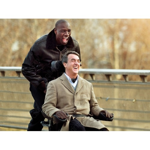 Disability History Month Film Screening: Les Intouchables